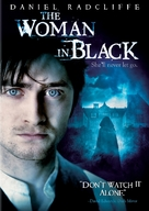 The Woman in Black - DVD cover (xs thumbnail)