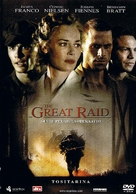 The Great Raid - Finnish Movie Cover (xs thumbnail)
