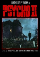 Psycho II - German DVD movie cover (xs thumbnail)