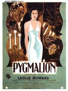 Pygmalion - French Movie Poster (xs thumbnail)