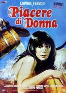 Komm, liebe Maid und mache - Italian DVD cover (xs thumbnail)