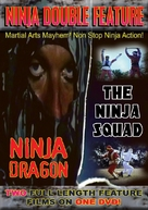 The Ninja Squad - DVD cover (xs thumbnail)
