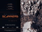 Scanners - British Re-release movie poster (xs thumbnail)