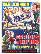 The Last Blitzkrieg - Belgian Movie Poster (xs thumbnail)