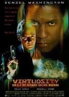 Virtuosity - Movie Poster (xs thumbnail)