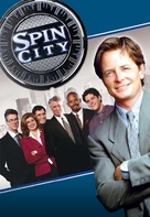 """""""Spin City"""" - DVD movie cover (xs thumbnail)"""