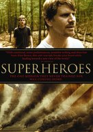Superheroes - DVD cover (xs thumbnail)