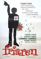 Le soupirant - Swedish Movie Poster (xs thumbnail)