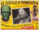 Frankenstein - 1970 - Mexican poster (xs thumbnail)