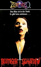 Solamente nero - German VHS cover (xs thumbnail)