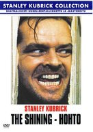 The Shining - Finnish Movie Cover (xs thumbnail)