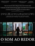 O som ao redor - Brazilian Movie Poster (xs thumbnail)