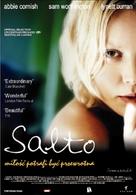 Somersault - Polish Movie Poster (xs thumbnail)