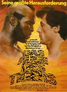Rocky III - German Movie Poster (xs thumbnail)