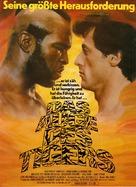 Rocky III - German Movie Poster (xs thumbnail)
