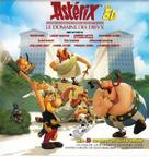 Astérix: Le domaine des dieux - Belgian Blu-Ray cover (xs thumbnail)