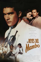 The Mambo Kings - Mexican Movie Poster (xs thumbnail)