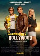 Once Upon a Time in Hollywood - Canadian Movie Poster (xs thumbnail)