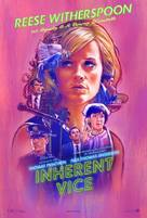 Inherent Vice - French Movie Poster (xs thumbnail)