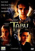 Taboo - Hungarian Movie Cover (xs thumbnail)