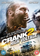 Crank: High Voltage - British Movie Cover (xs thumbnail)