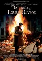The Book Thief - Portuguese Movie Poster (xs thumbnail)
