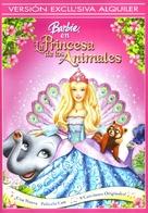 Barbie as the Island Princess - Spanish Movie Cover (xs thumbnail)