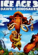 Ice Age: Dawn of the Dinosaurs - British Movie Cover (xs thumbnail)