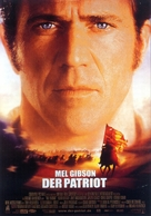 The Patriot - German Movie Poster (xs thumbnail)
