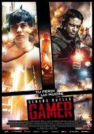 Gamer - Italian Movie Poster (xs thumbnail)