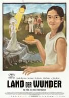 Le meraviglie - German Movie Poster (xs thumbnail)