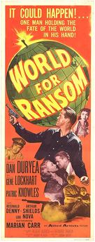 World for Ransom - Movie Poster (xs thumbnail)