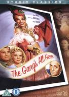 The Gang's All Here - British DVD cover (xs thumbnail)