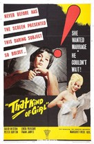 That Kind of Girl - British Movie Poster (xs thumbnail)