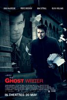 The Ghost Writer - Singaporean Movie Poster (xs thumbnail)