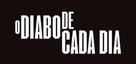 The Devil All the Time - Brazilian Logo (xs thumbnail)