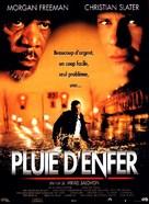 Hard Rain - French Movie Poster (xs thumbnail)