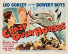 Crazy Over Horses - Movie Poster (xs thumbnail)