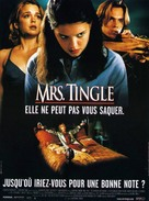 Teaching Mrs. Tingle - French Movie Poster (xs thumbnail)