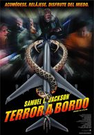Snakes on a Plane - Uruguayan Movie Poster (xs thumbnail)