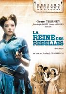 Belle Starr - French DVD cover (xs thumbnail)