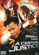 A Certain Justice - Thai DVD movie cover (xs thumbnail)