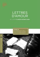 Lettres d'amour - DVD movie cover (xs thumbnail)