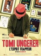 Far Out Isn't Far Enough: The Tomi Ungerer Story - French Movie Poster (xs thumbnail)