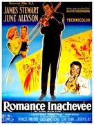 The Glenn Miller Story - French Movie Poster (xs thumbnail)