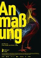 Anamnesis - German Movie Poster (xs thumbnail)