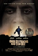 No Country for Old Men - Brazilian poster (xs thumbnail)
