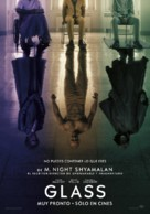 Glass - Argentinian Movie Poster (xs thumbnail)