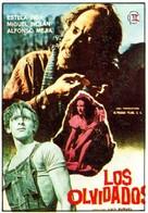 Los olvidados - Spanish Movie Poster (xs thumbnail)