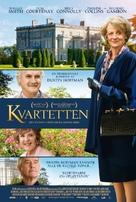 Quartet - Danish Movie Poster (xs thumbnail)